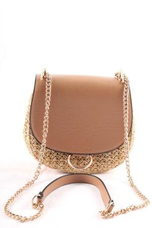 H&M Basket Bag brown casual look
