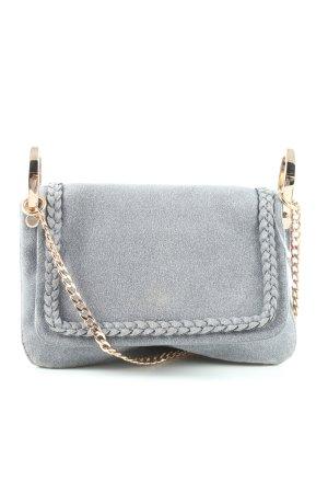 H&M Mini sac gris clair style décontracté