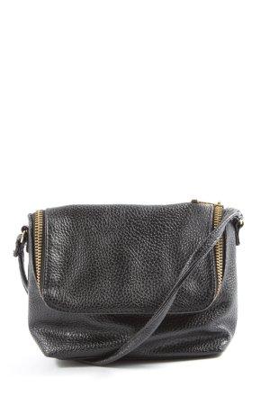 H&M Minitasche schwarz Business-Look