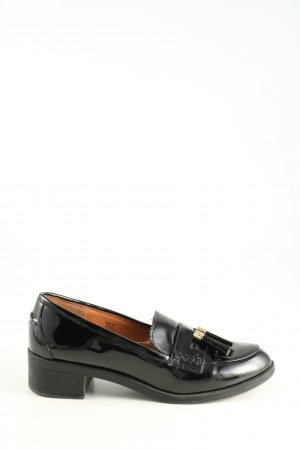 H&M Mocassino nero stile professionale