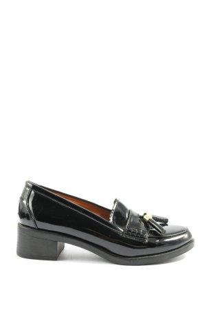 H&M Mocassino nero stile casual