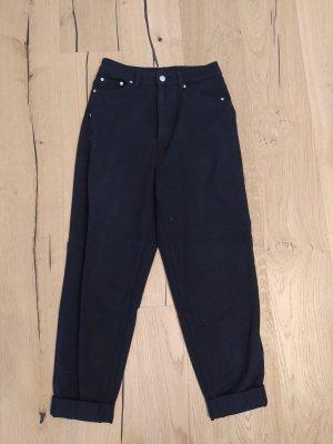 H&M Boyfriend Jeans black