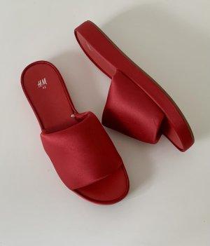 H&M Sandały plażowe Wielokolorowy