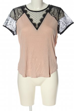 H&M Muscle Shirt nude-black casual look
