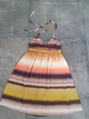 H&M Neckholder Kleid Größe 34
