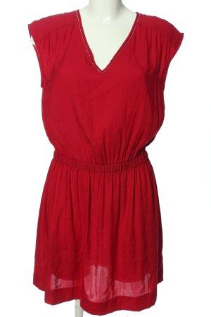 H&M Blusenkleid rot Casual-Look