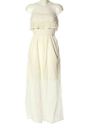 H&M Halter Dress natural white elegant