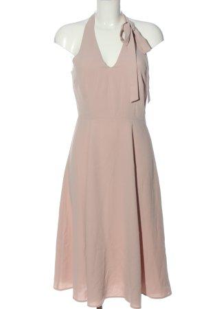 H&M Robe dos-nu rose élégant