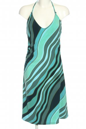 H&M Sukienka z dekoltem typu halter Na całej powierzchni W stylu casual