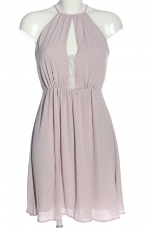 H&M Halter Dress natural white party style