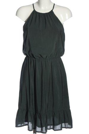 H&M Halter Dress green elegant