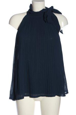 H&M Top senza maniche blu stile casual