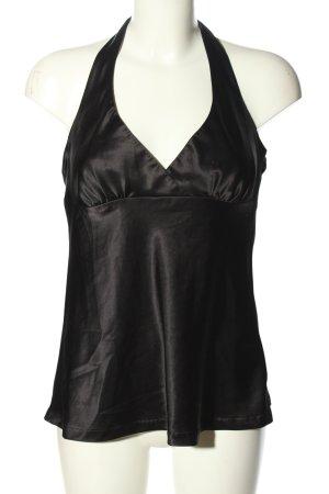 H&M Top senza maniche nero stile casual