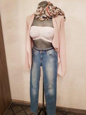 Anna Dello Russo for H&M Tube jeans lichtblauw-azuur