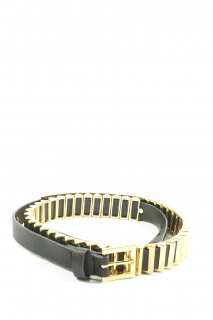 H&M Studded Belt black-gold-colored casual look