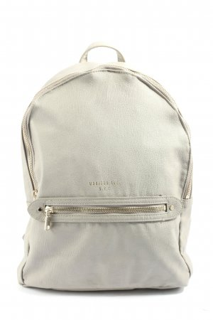 H&M Notebookrucksack wollweiß Casual-Look