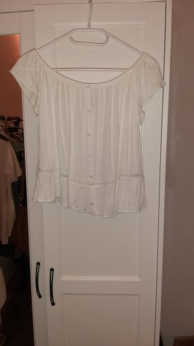 H&M Off shoulder Bluse