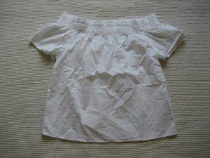 H&M Off-Shoulder-Bluse schulterfreie bluse neu, gr. s 36