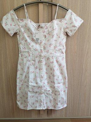 H&M Off-Shoulder Kleid Gr 38 neu