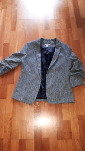 H&M Klassischer Blazer grijs