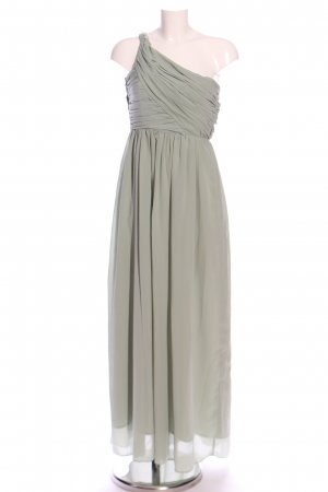 H&M One Shoulder Dress light grey elegant