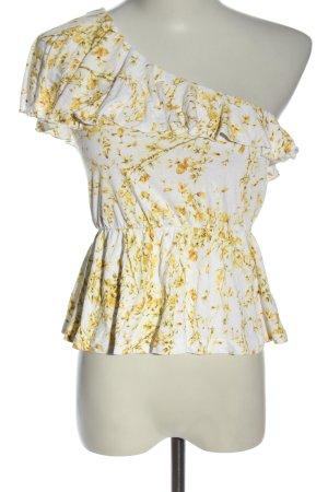 H&M Camicia monospalla motivo astratto elegante