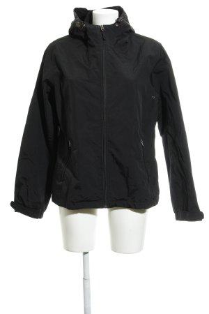 H&M Outdoorjacke schwarz sportlicher Stil