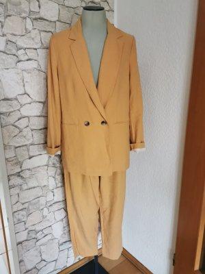 H&M Kostium jasnożółty