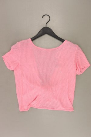 H&M Camisa holgada rosa claro-rosa-rosa-rosa neón Viscosa