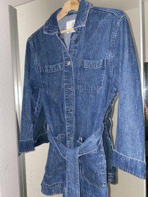 H&M Denim Shirt blue
