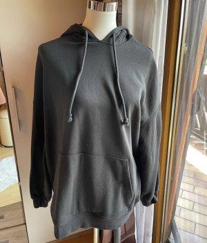 H&M Hooded Sweatshirt anthracite