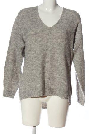 H&M Maglione oversize grigio chiaro stile casual