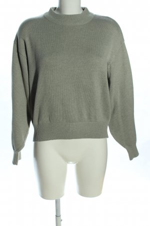 H&M Oversized Pullover khaki Casual-Look