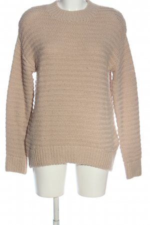 H&M Oversized Pullover wollweiß Casual-Look