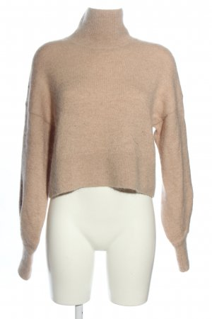 H&M Oversized Pullover creme Casual-Look