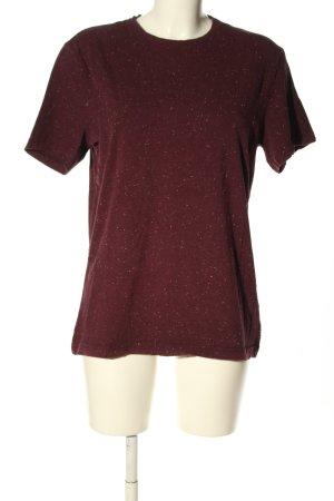 H&M Oversized Shirt braun Casual-Look