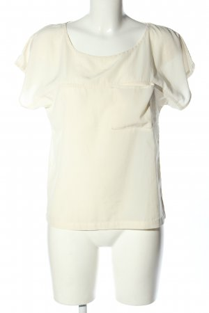 H&M Oversized Shirt creme Casual-Look