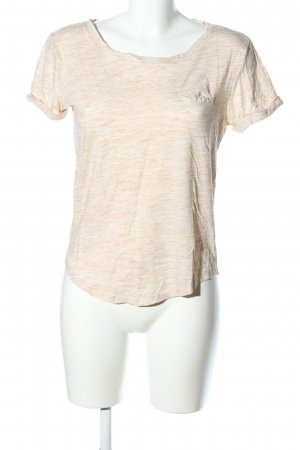 H&M Oversized Shirt creme meliert Casual-Look