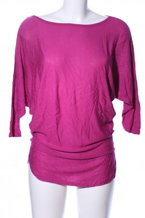 H&M Oversized Shirt pink Casual-Look
