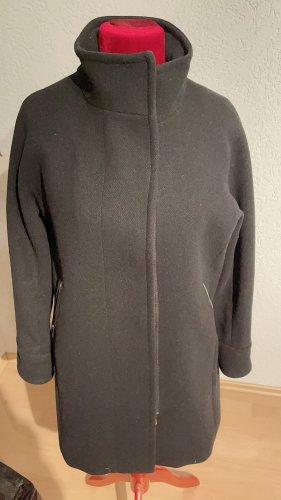 H&M Oversized jas zwart