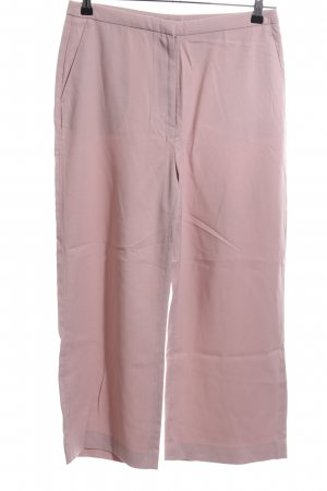 H&M Pallazzohose pink Casual-Look