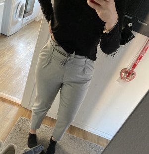 H&M Peg Top Trousers grey-light grey