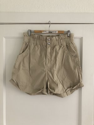 H&M High-Waist-Shorts multicolored