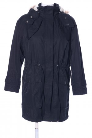 H&M Parka blue casual look