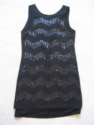 H&M partykleid kleine schwarze neu gr. 36 s