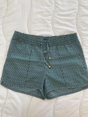 h&m pattern shorts