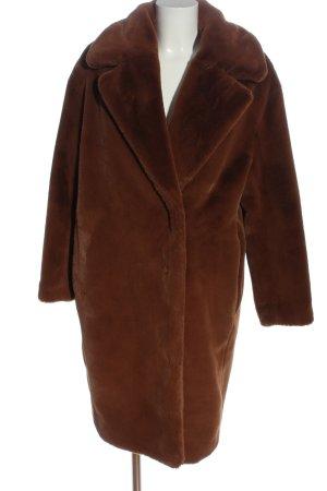 H&M Pelliccia marrone elegante