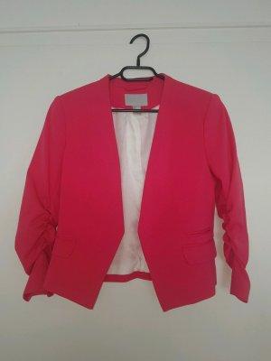 H&M pinker Blazer