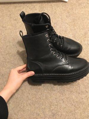 H&M Low boot noir