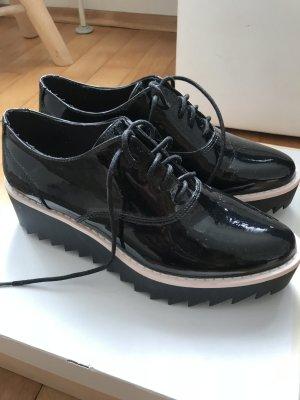 H&M Plateau Schuhe